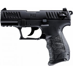 Gas signal pistol Walther P22Q 9 mm