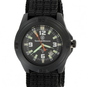 Soldier Tritium Watch with Nylon Band