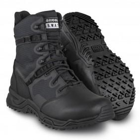 """Tactical boots Original SWAT Alpha Fury 8"""" WP SZ Black 176601"""