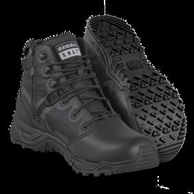"""Tactical boots Original SWAT Alpha Fury 6"""" WP SZ Black 176501"""
