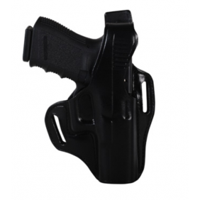 Bianchi Serpent Belt Holster Black Glock 19, 23, 32 RH