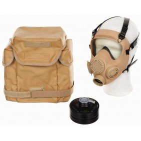 Gas Mask MP5 with filter