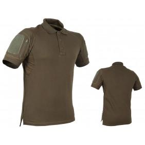Shirt Polo Elite Pro Olive Texar