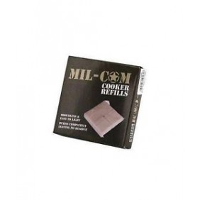 REFILL FOR COOKER PORTABLE MIL-COM