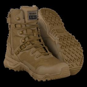 """Tactical boots Original SWAT Alpha Fury 8"""" SZ Coyote 177503"""