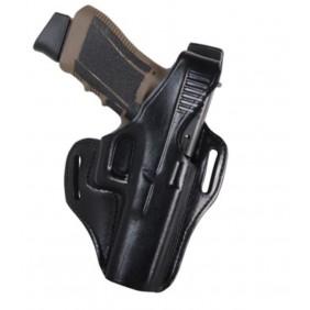 Bianchi Serpent Belt Holster Black Glock 17/22 RH