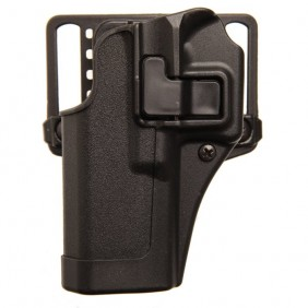 "Serpa CQС holster for pistols ""Smith&Wesson"" and  ""Colt"" 410502BK-L Blackhawk"