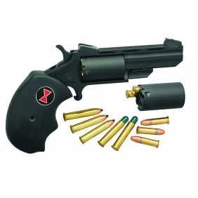 Revolver NAA-BWC-PVD Black Widow cal. 22 Magnum