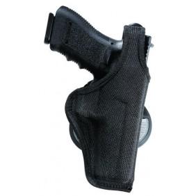 Holster Bianchi Pistol Paddle Holster Blk S&W K frame RH