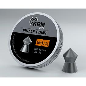 Airgun pellets KRM 5.5 mm FPP 250, tin box