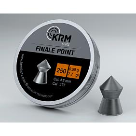 Airgun pellets KRM 4.5 mm FPP 250, tin box