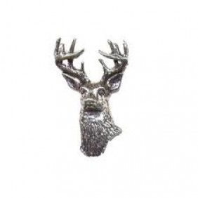 Pin white tailed deer PGP22 Bisley