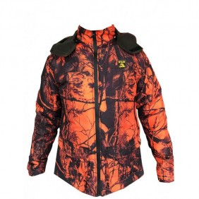 Jacket Kaban KBN 27713 Orange Wilds Hunt