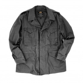 JACKET - ALPHA INDUSTRIES - M-43 FIELD COAT