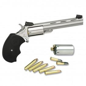 "Revolver NAA-MMT-C Mini-Master cal. 22 Mag 4"""