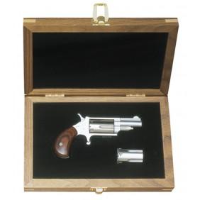 Revolver NAA-22MC-C cal. 22 Mag с дървена кутия