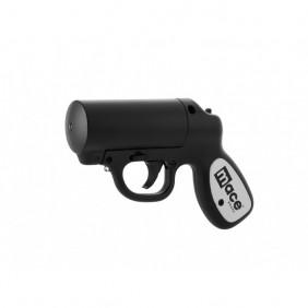 """PEPPER GUN WITH STROBE LED, BLACK """"Mace"""""""