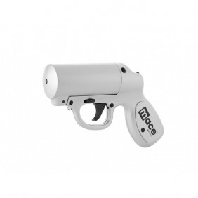 Silver Pepper Gun Mace