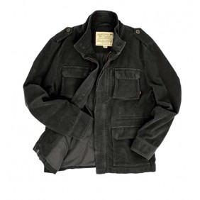 Jacket Alpha Industries - model Lanser Black size L