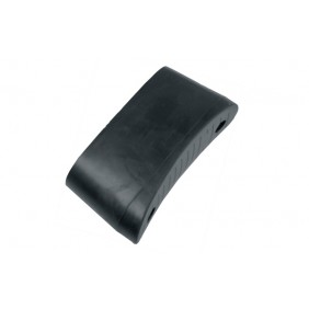 """UTG 2"""" SKS Butt Pad, Slip-on with Screw Attachment RB-SKBTP02A LEAPERS"""