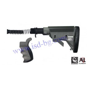 Six Position Stock and grip AR-15 A.2.40.1053