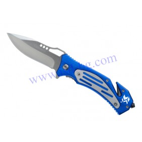 Folding Rescue Knife Swiss+Tech