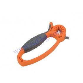 Broadhead Arrow Sharpener with Wrench LTCBH Lansky