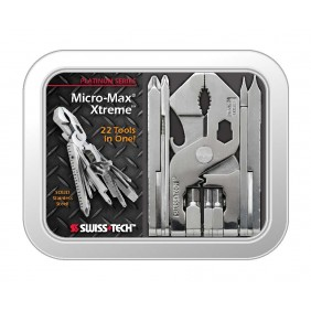 MICRO-MAX XTREME™ 22 in 1 Platinum SWISS+TECH