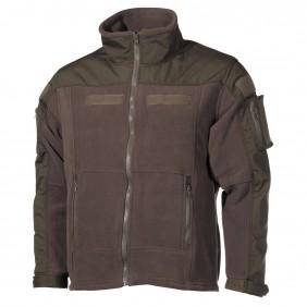 Fleece Jacket 03811B OD Green