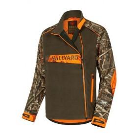 Jacket Deer Softshell/Fleece Hallyard