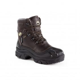 Boots 567 PRAGELATO Dark Brown Orizo