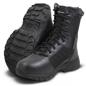 """Tactical boots Smith & Wesson Breach 2.0 8"""" Side-Zip"""