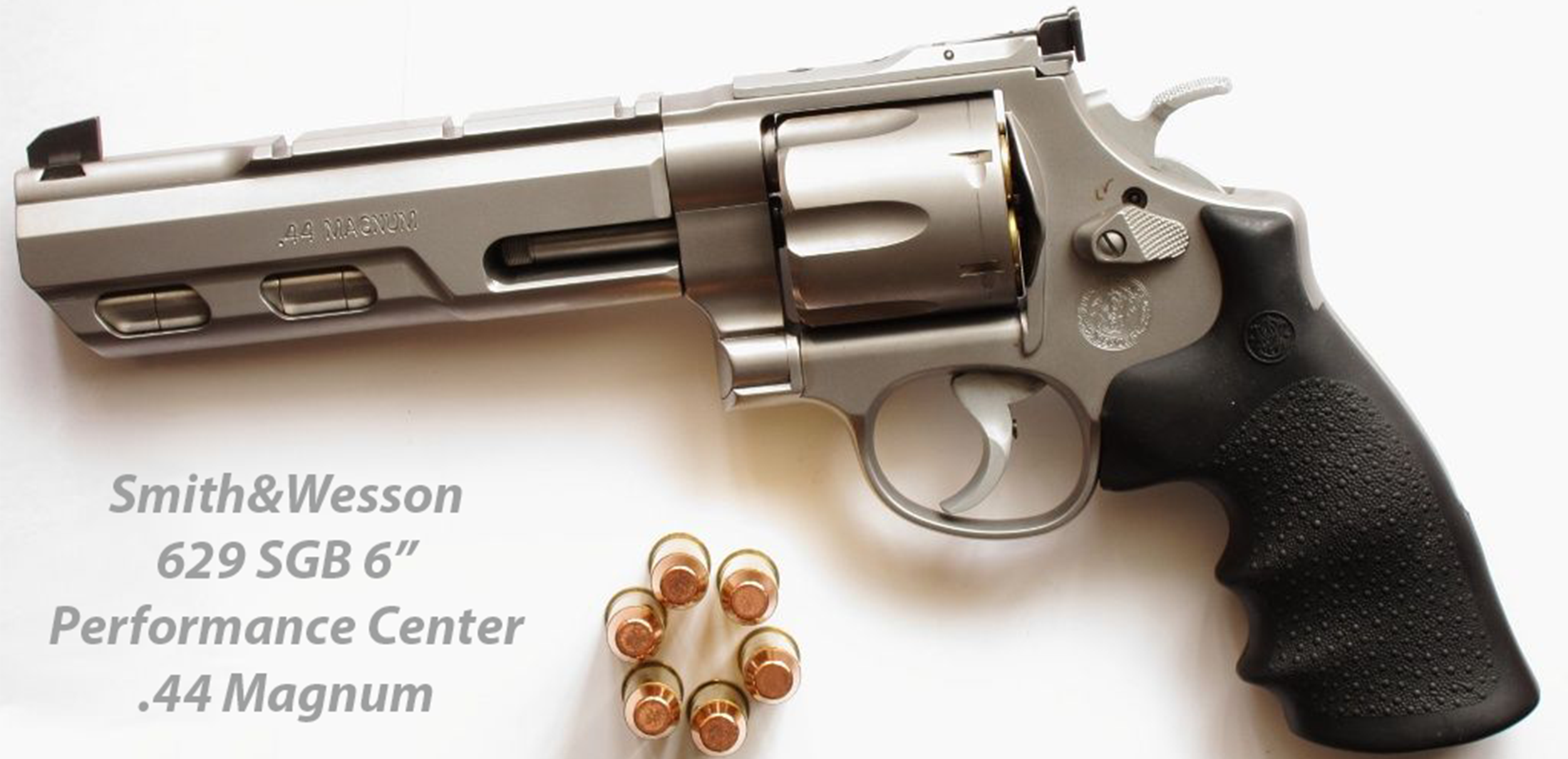 Револвер Smith&Wesson 629 SGB Performance Center 44 Magnum